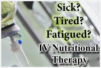 Chiropractic Sterling VA IV Nutritional Therapy